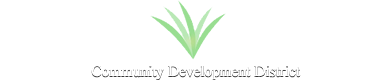 Cross Creek Community Development District Logo